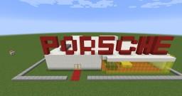 PORSCHE dealership Minecraft Map & Project