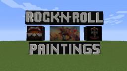 Rock -N- Roll Paintings