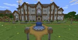 Club Manor 13 Diamonds Mini Game Minecraft Map & Project