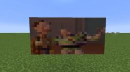 Meme Paintings Minecraft Texture Pack