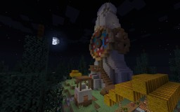 Majora's Mask Resourcepack Display Minecraft Map & Project