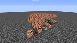 SHOOT YOURSELF 20,000 BLOCKS HIGH with this EPIC command block TNT CANNON Minecraft Map & Project