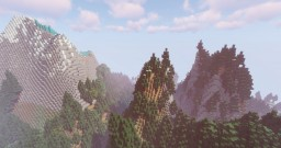 Arcadia Dwarven Spawn [DISCONTINUED] Minecraft Map & Project
