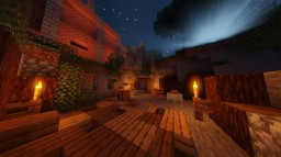 Small Mine and Factory Minecraft Map & Project