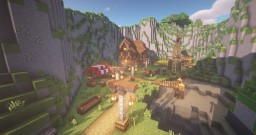 Small Stunning Valley [1.4] Minecraft Map & Project