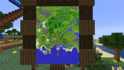 Survival World - Town Minecraft Map & Project