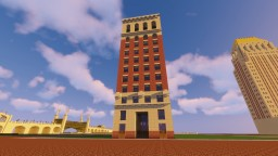1910's Highrise: Oakwood City Minecraft Map & Project