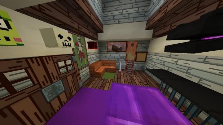 Marceline's Bedroom