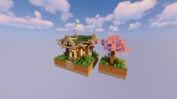 Yummy' - Japanese House and Cherry Tree @_@ Minecraft Map & Project