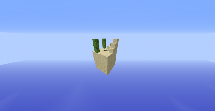 New Sand Island Alpha 0.02 Update