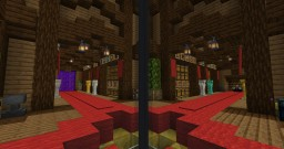 Building a Storage Room + Tutorial Minecraft Map & Project