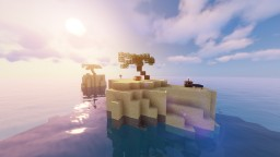 Stranded Island Survival! (1 - 4 Players) (CANCELLED) Minecraft Map & Project