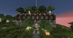 Explorer's Bay Public Farm Minecraft Map & Project