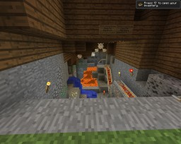 Resource Pack Showcase Map Minecraft Map & Project