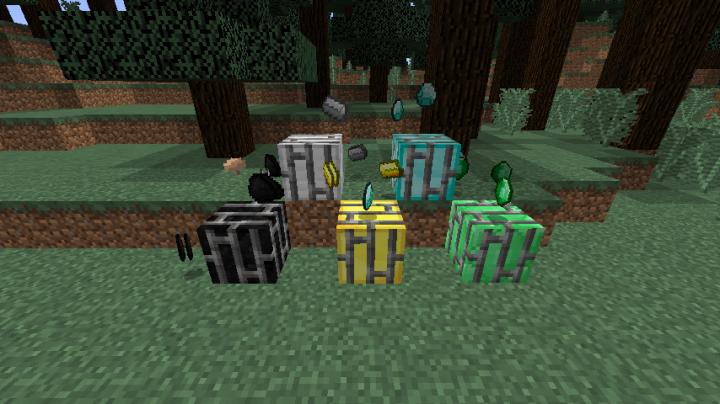 [1.12.2] Custom Generators Minecraft Mod
