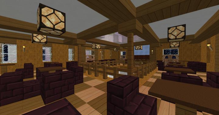 1st class music room