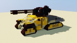 Armored Assault Vehicle Minecraft Map & Project