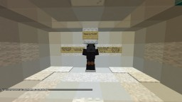 The puzzling rooms Minecraft Map & Project