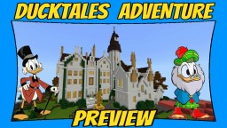 Disney's DuckTales Adventure Map Preview [Minecraft Bedrock Edition] [MCPE] Minecraft Blog