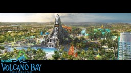 NEW WATER PARK Minecraft Map & Project