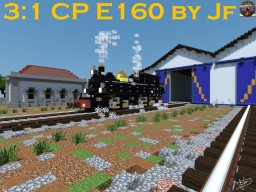 CP E160 -  The Portuguese Northen Power by Jf Minecraft Map & Project