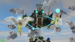 The Heaven - By Rossignol Minecraft Map & Project