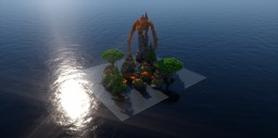 asian theme spawn Minecraft Map & Project