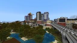 Change of Stanley Park (Herchepshire) Minecraft Map & Project