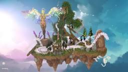 HUB ~ Fairy Theme Minecraft Map & Project