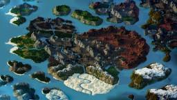 Munda Minecraft Map & Project