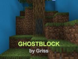 GhostBlock - Fake non-solid blocks Minecraft Data Pack