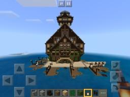 Fisherman's tavern, inn Minecraft Map & Project