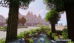 Disneyland paris- DisneyCraftParis Minecraft Map & Project