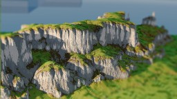 Map 3 - 1kMap South-West Mountains for McMeddons Westburg Project Minecraft Map & Project