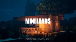 Minelands: the new Borderlands styled texture pack Minecraft Texture Pack