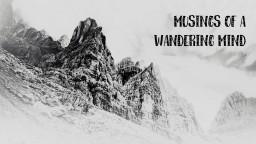 Vignette #17 - Musings Of A Wandering Mind Minecraft Blog
