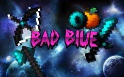 Bad Blue FPS PVP Pack Minecraft Texture Pack