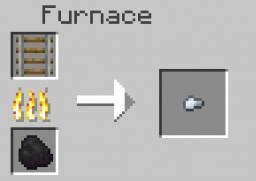 Minecart and Rail Recycling Minecraft Data Pack