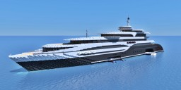 Superyacht S-CAPE  :) Minecraft Map & Project