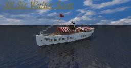 SS Sir Walter Scott [Full Interior] Minecraft Map & Project
