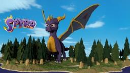 Spyro Minecraft Map & Project