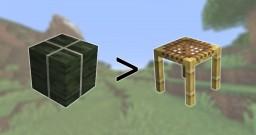 --- J𐍃 Better Scaffolding  --- Datapack Minecraft Data Pack