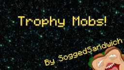 Trophy Mob/Statues! (1.14) Minecraft Data Pack