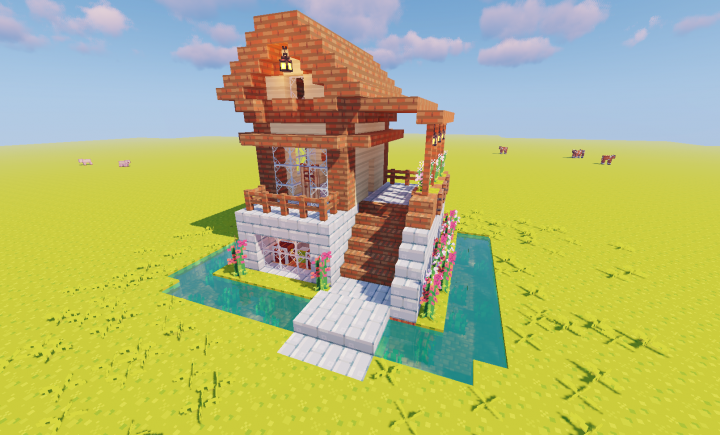 Small House Minecraft Map