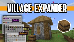 Village Expander [1.14+] Minecraft Data Pack