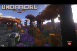 *UNOFFICIAL* Default+ Java TREE ADDON Minecraft Texture Pack