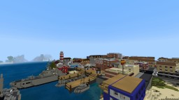Change in the Cornerbrooke harbourfront. (Herchepshire) Minecraft Map & Project