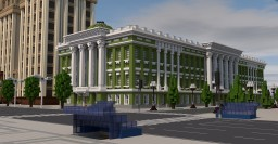 The Nobel House Minecraft Map & Project