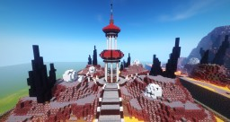 Nether Koth & Glowstone Montain [HCF] Minecraft Map & Project