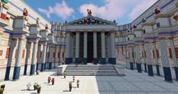 The forum of Nerva - Conquest Reforged Minecraft Map & Project